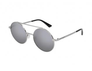 Sonnenbrillen Rund - Alexander McQueen MQ0138S 002