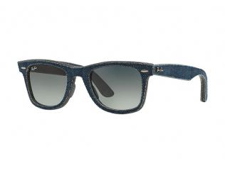 Sonnenbrillen Wayfarer - Ray-Ban Original Wayfarer Denim RB2140 116371