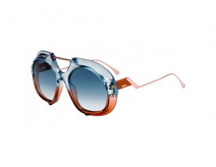 Sonnenbrillen Oval / Elipse - Fendi FF 0316/S S9W/08