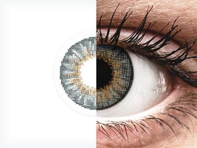 Air Optix Colors - Grey - ohne Stärke (2 Linsen)