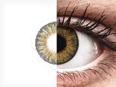 Air Optix Colors - Pure Hazel - ohne Stärke (2 Linsen)