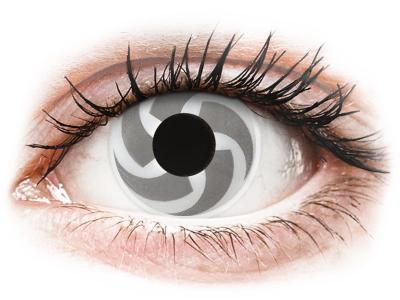 ColourVUE Crazy Lens - Blade - ohne Stärke (2 Linsen)