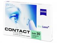 Monatslinsen - Carl Zeiss Contact Day 30 Compatic (6Linsen)