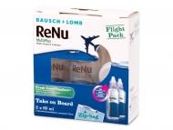 Pflegemittel - ReNu MultiPlus Flight Pack 2x60 ml