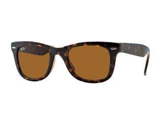 Sonnenbrillen Wayfarer - Ray-Ban Wayfarer Folding Classic RB4105 710