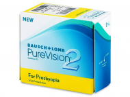 Kontaktlinsen Bausch and Lomb - PureVision 2 for Presbyopia (6 Linsen)