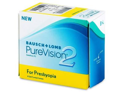 PureVision 2 for Presbyopia (6Linsen) - Älteres Design