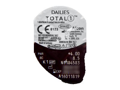 Dailies TOTAL1 (30Linsen) - Blister Vorschau