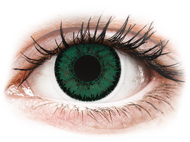 SofLens Natural Colors Amazon - ohne Stärken (2 Linsen)