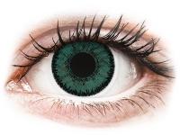 SofLens Natural Colors Jade - ohne Stärken (2 Linsen)