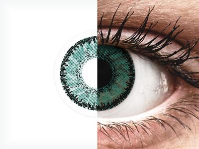 SofLens Natural Colors Jade - mit Stärke (2 Linsen)