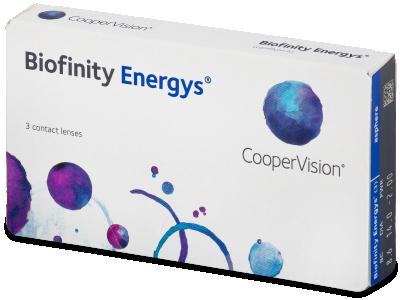Biofinity Energys (3 Linsen) - Contact lenses