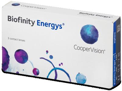 Biofinity Energys (3 Linsen)