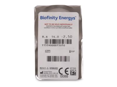 Biofinity Energys (3 Linsen) - Blister Vorschau