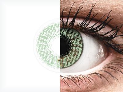 FreshLook Colors Green  - ohne Stärken (2 Linsen)