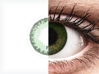 FreshLook Dimensions Sea Green - ohne Stärken (2 Linsen)