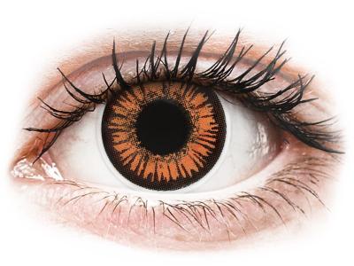 ColourVUE Crazy Lens - Twilight - Tageslinsen ohne Stärken (2 Linsen)