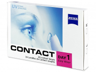 Tageslinsen - Carl Zeiss Contact Day 1 (30 Linsen)