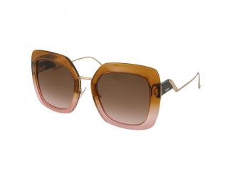 Sonnenbrillen Extragroß - Fendi FF 0317/S DQ2/M2