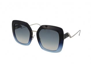 Sonnenbrillen Extragroß - Fendi FF 0317/S ZX9/08