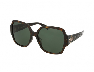 Sonnenbrillen Extragroß - Christian Dior LADYDIORSTUDS5F 086/QT