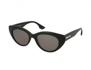 Cat Eye Sonnenbrillen - Alexander McQueen MQ0078S 001