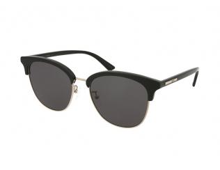 Browline Sonnenbrillen - Alexander McQueen MQ0103SK 001