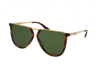 Sonnenbrillen Quadratisch - Alexander McQueen MQ0161S 002