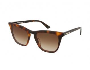 Sonnenbrillen Quadratisch - Alexander McQueen MQ0168S 002