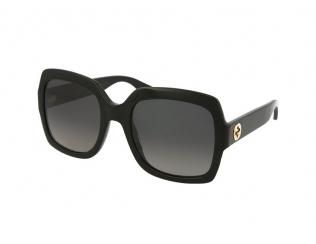 Sonnenbrillen Extragroß - Gucci GG0036S-011
