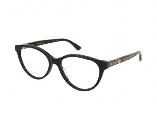 Ovale Brillen - Gucci GG0379O-001
