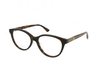 Ovale Brillen - Gucci GG0379O-002