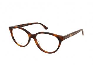 Ovale Brillen - Gucci GG0379O-003