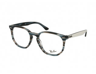 Ovale Brillen - Ray-Ban RX7151 5801