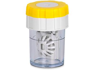 Rotationsbehälter - gelb