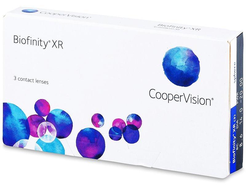 Biofinity XR (3Linsen) - Monatslinsen