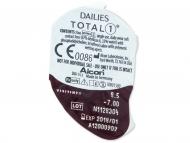 Dailies TOTAL1 (90Linsen) - Blister Vorschau
