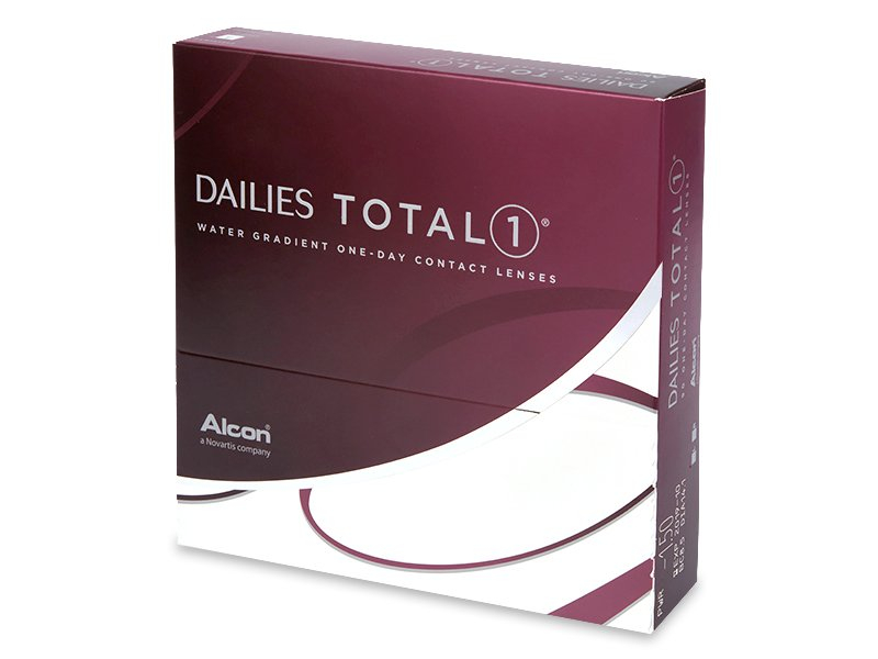 Dailies TOTAL1 (90Linsen) - Tageslinsen