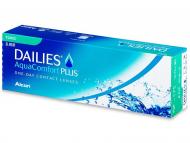 Torische (Astigmatische) Linsen - Dailies AquaComfort Plus Toric (30Linsen)