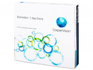 CooperVision - Biomedics 1 Day Extra (90 Linsen)
