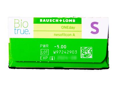 Biotrue ONEday (30Linsen) - Vorschau