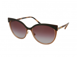 Cat Eye Sonnenbrillen - Burberry BE3096 126390