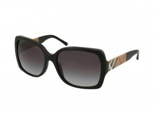 Sonnenbrillen Extragroß - Burberry BE4160 34338G