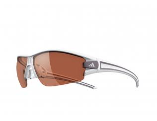 Sonnenbrillen Rechteckig - Adidas A412 01 6054 Evil Eye HalfrimE XS