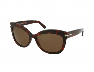 Sonnenbrillen Tom Ford - Tom Ford ALISTAIR FT524 54H