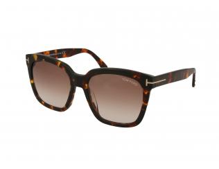 Sonnenbrillen Tom Ford - Tom Ford AMARRA FT502 52F