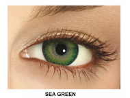FreshLook Dimensions (6 Linsen) - Sea Green