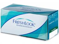 farbige Kontaktlinsen - FreshLook Dimensions (6Linsen)