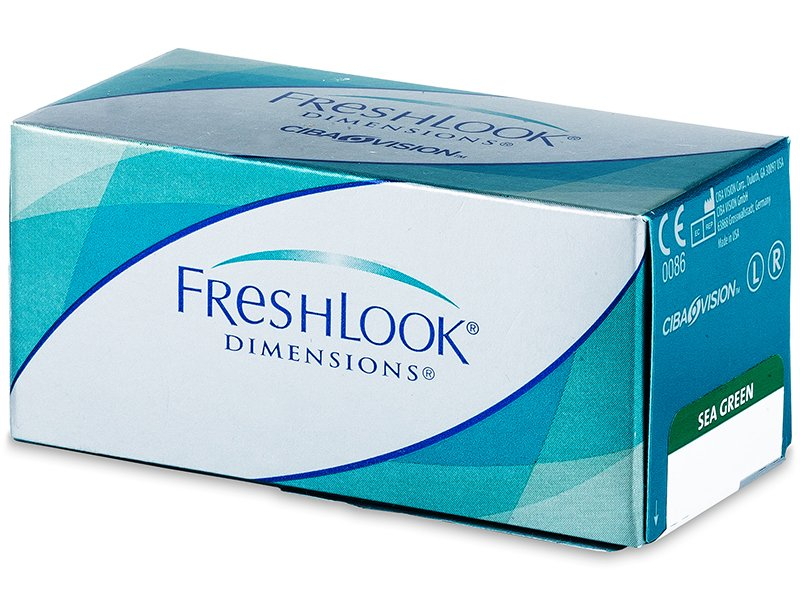 FreshLook Dimensions (6Linsen) - Farblinsen