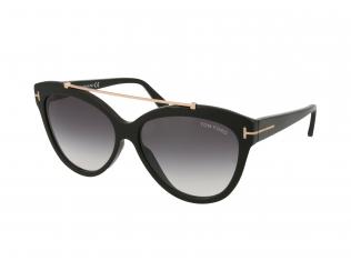 Sonnenbrillen Tom Ford - Tom Ford Livia FT518 01B